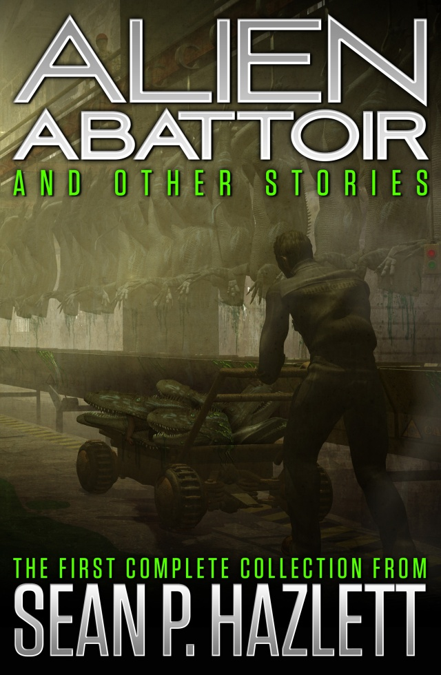Alien Abattoir Medium Cover