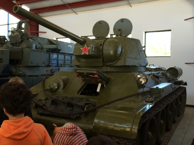 T-34 Front