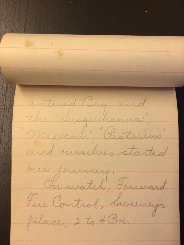 Source: C. Gilbert Hazlett, March 10, 1918
