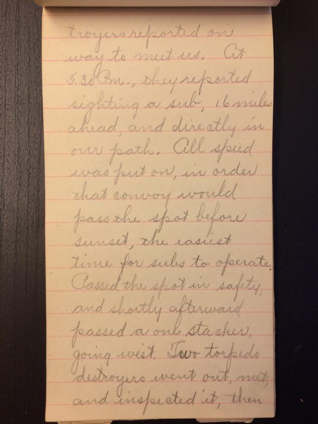 Source: C. Gilbert Hazlett, March 2, 1918